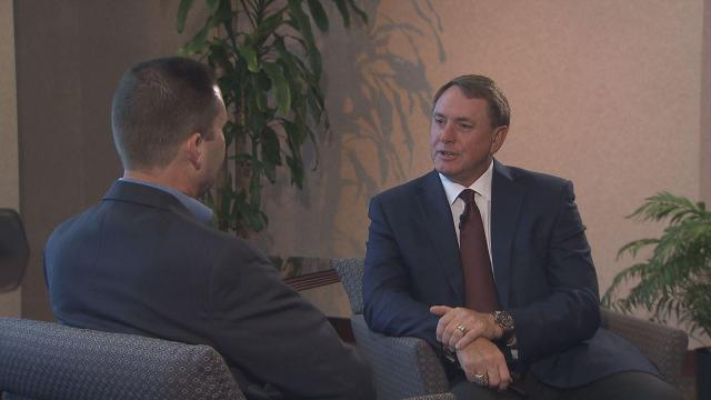 Butch Davis one-on-one with Jeff Gravley