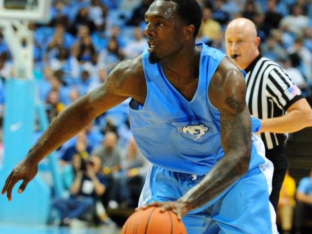 P.J. Hairston (15) during Late Night with Roy in Chapel Hill, Friday, October 12, 2012.