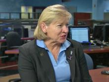 University of North Carolina at Chapel Hill women's head basketball coach Sylvia Hatchell has been selected to the Naismith Memorial Basketball Hall of Fame.
