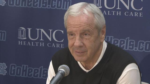 Roy Williams Pre Miami