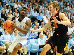 UNC jumps on Maryland in 62-52 win