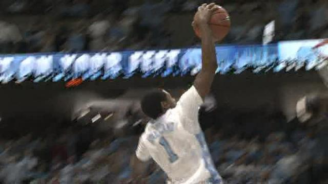 UNC gets fast start, holds off Maryland
