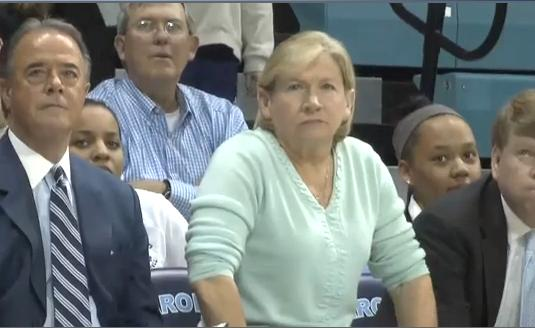 The Tar Heels won their 20th game and gave head coach Sylvia Hatchell her 899th career victory by beating Florida State Thursday, 72-62.