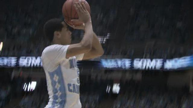 UNC survives scare from Virginia Tech in OT