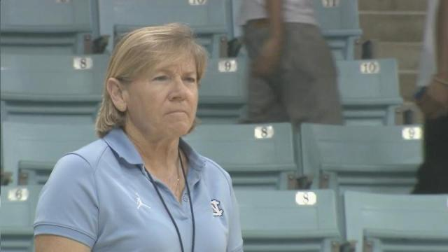 UNC's Hatchell on the brink of 900-win club
