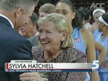 Hatchell: 'I'm a very blessed woman'