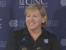 "Hatchell: I can cross one off my ""bucket list"""
