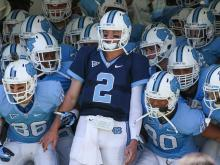 For a perennially mediocre football conference, the ACC regularly has cranked out productive NFL quarterbacks, but few of them have worn Carolina blue.