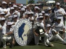 UNC baseball claims first ACC title since '07