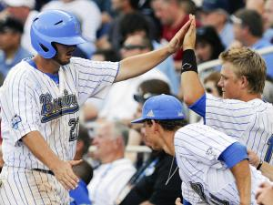 CWS UCLA North Carolina Baseball