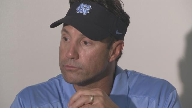 Larry Fedora Post USC