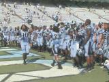 Heels pull away late in win over MTSU