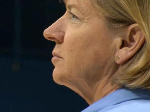 Hatchell stepping away from UNC after leukemia diagnosis