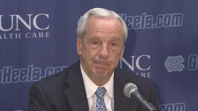Roy Williams Pic Post-Belmont
