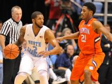 North Carolina beat Clemson 80-61 on Sunday, Jan. 26, 2014 to keep the Tigers winless all-time in Chapel Hill.