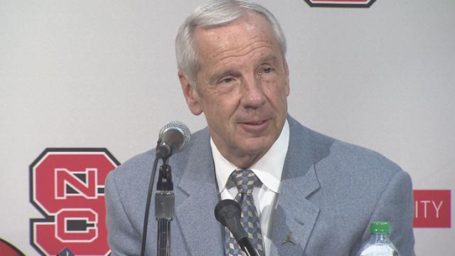 Roy Williams Pic Post-NC State