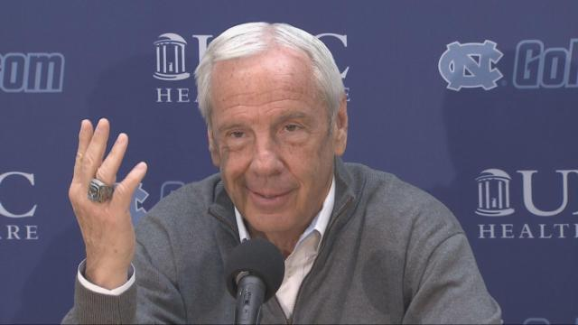 "Roy Williams: ""We don't want to let February be the highlight in the season"""