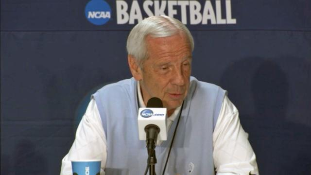 Roy Williams: March 22, 2014