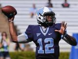 UNC spring football game
