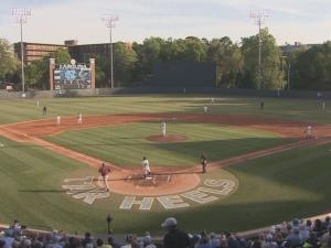 Raburn, Jordan lead UNC past VT, 6-4