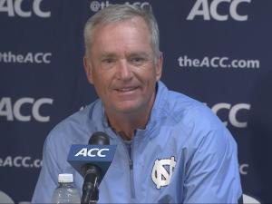 Mike Fox Pic Post-ACC Tournament