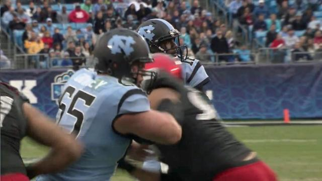Program would allow Tar Heels to finish degrees after eligibility expires