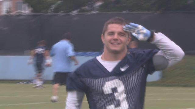 UNC First Football Practice Pic