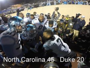 UNC counts down to Victory Bell