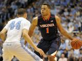 Virginia runs past UNC, 75-64