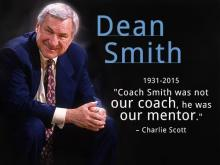 A look at former UNC basketball coach Dean Smith through the years.