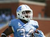 UNC routs Illinois, 48-14