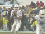 Highlights: Trubisky leads UNC past Delaware, 41-14