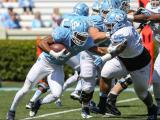 2016 UNC spring game