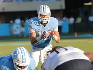 Tar Heels beat Panthers 37-36 on last-minute TD