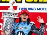 Danica Patrick racing