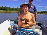 Will Sigmon First Flounder