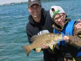 Cape Vincent NY Smallmouth Bass