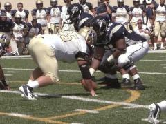 St. Augustine&#039;s takes win over Wingate