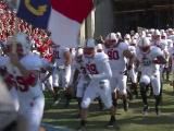 NC State takes the field