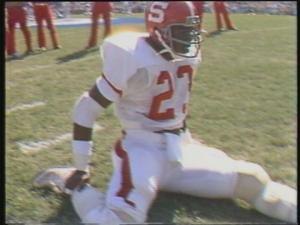 North Carolina State running back Ted Brown waited a while, but on Tuesday, was announced as part of the 2013 College Football Hall of Fame Class.