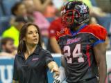 Cardinals add first female coach