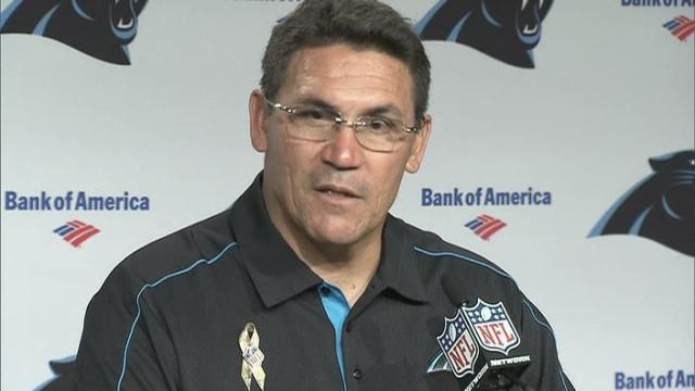 Interview: Ron Rivera