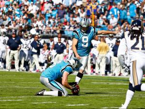 Panthers down Rams, 30-15