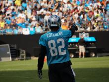 Thousands of fans came out Friday, July 25, 2014, for the Fan Fest event at Bank of America Stadium in Charlotte. The event kicked off the Carolina Panthers' 2014 training camp.