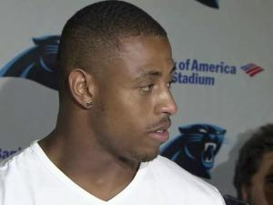 Fialko: Hardy speaks at Panthers camp, doesn't address recent conviction