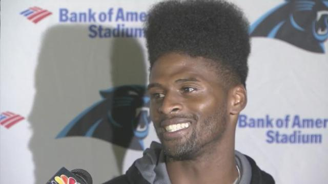 Fialko: Panthers WR Underwood going to the fade to stand out
