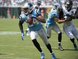 Panthers Jaguars Football