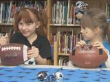 Young Panthers fans dab, predict SB50