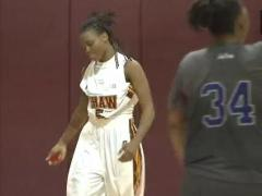 Shaw women fall late to Fayetteville State