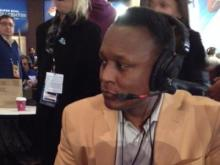 99.9FM The Fan's Adam Gold and Joe Ovies are live from the Super Bowl's Radio Row in New York City.